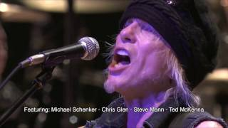 FEATURING THE ORIGINAL MSG VOCALISTS GARY BARDEN, GRAHAM BONNET AND...