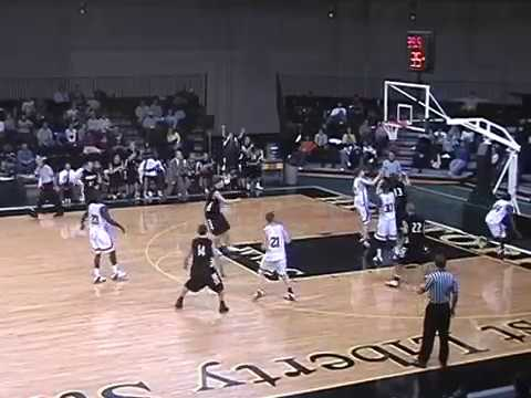Part 1 - Bethany College Basketball Highlights 2005-2006
