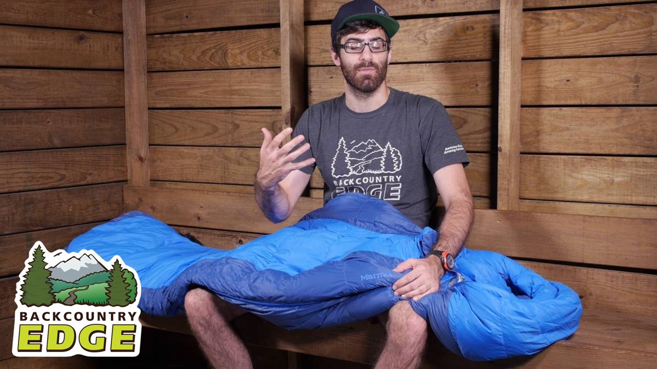 Marmot Sawtooth 15 Degree Sleeping Bag