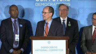 Perez Elected DNC Chairman on Second Ballot