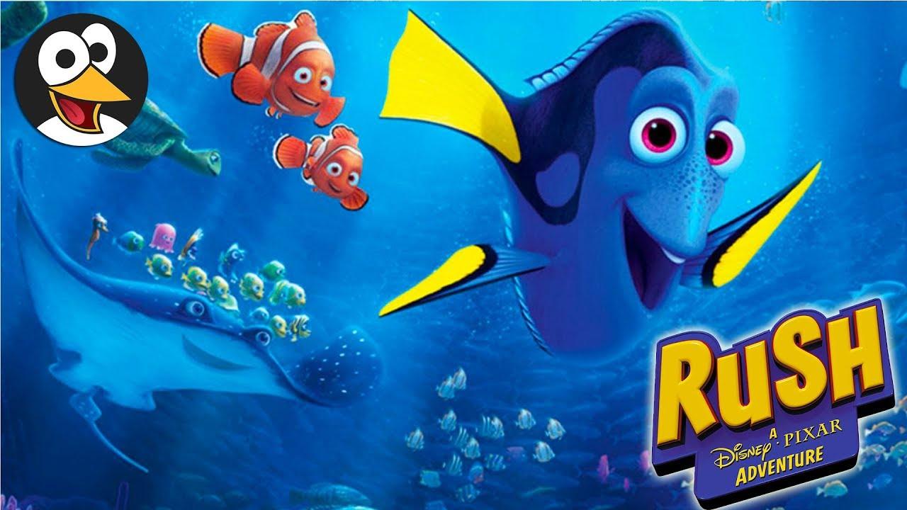 海底總動員2 多莉去哪兒 中文字幕 | 兒童遊戲影片 | 迪士尼卡通 電動遊戲 | 兒童電玩電影 動畫 - YouTube