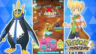 BARRY & EMPOLEON 3/5 FULL POWER SYNC NUKE SHOWCASE!   Pokemon Masters
