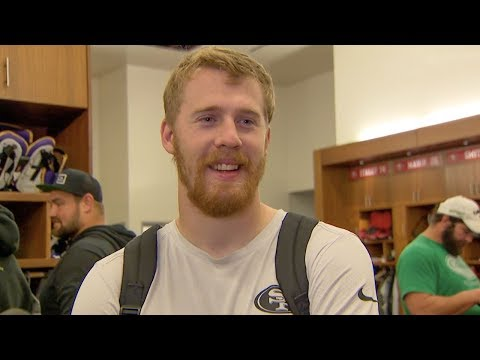 C.J. Beathard: 'There's Nowhere to Go But Up for this Team'