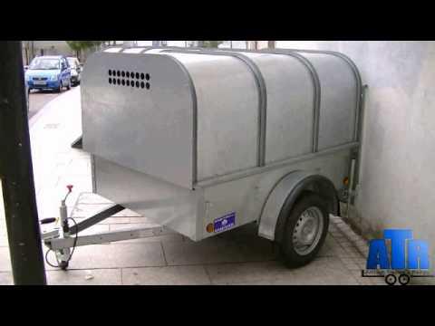 Armagh Trailers - Small Livestock Trailer