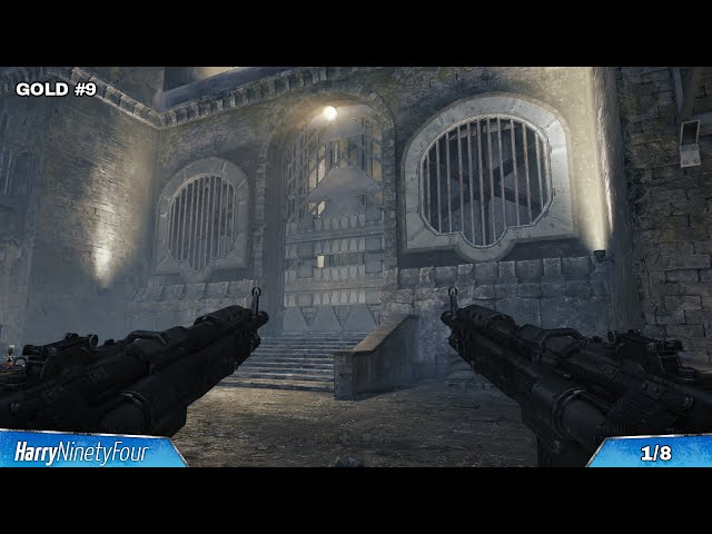 Wolfenstein The Old Blood - Chapter 2 All Collectible Locations (Gold Items and Letters)