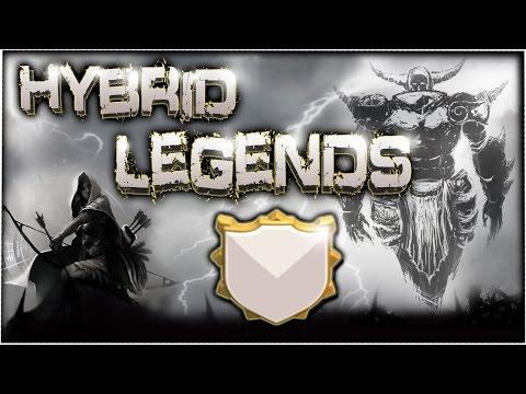 HYBRID LEGENDS vs NATION OF WAR   Guerras Top en Zolokotroko #2