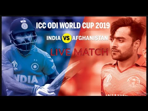 Icc World Cup 2019 | India Vs Afghanistan Live | Match Live On Tv And Online Watch