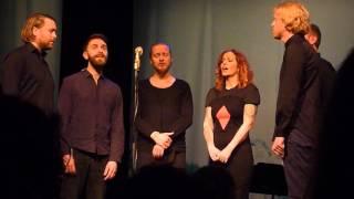 Anneke van Giersbergen & Árstíðir - Þér Ég Unni (Odeon Theater Zwolle, 06.03.2016) 1/2