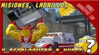 LEGO Marvel Super Heroes Misiones, Desbloquear a Kurse