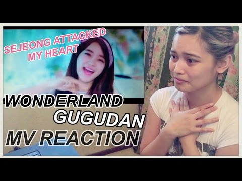 Wonderland by Gugudan/gu9dan (MV REACTION)
