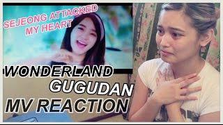 Wonderland by Gugudan/gu9dan (MV REACTION)