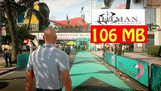 [106 MB] Hitman 3 - Contracts Download PC Highly Compressed 2018