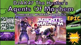 Agents Of Mayhem (PS4) | DJAK47 Tha Hustler's Gameplay Walkthrough #7 - Beam With Pride Mission