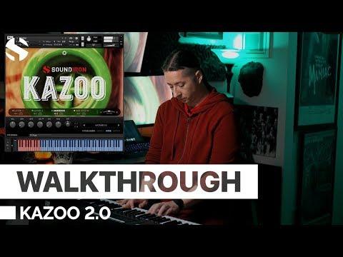 Walkthrough: Kazoo 2.0