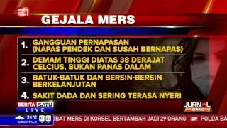 Reaksi juga datang dari Indonesia untuk mencegah virus MERS masuk ke negara kita. Petugas Bandara Ng.
