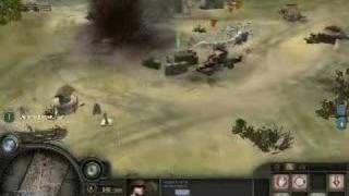 Company of Heroes Opposing Fronts Review and or Overview