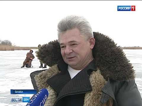В Ростовской области ввели новые правила рыбалки - YouTube