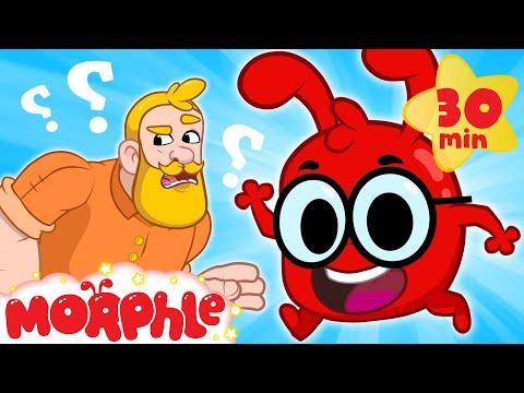 Morphle Needs Glasses - My Magic Pet Morphle | Cartoons For Kids | Morphle TV | BRAND NEW