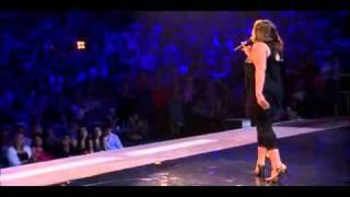 Listen - Beyonce   Melanie Amaro   Amazing X Factor USA Audition
