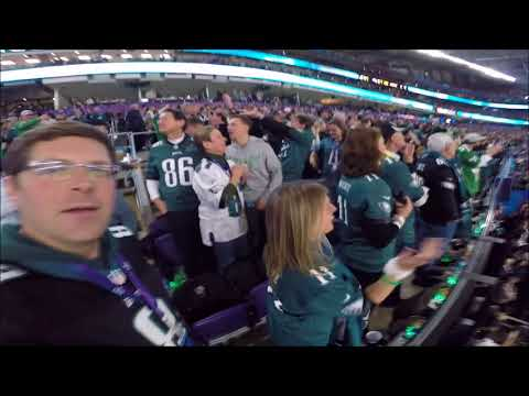 Game Day Super Bowl LII Philadelphia Eagles Vs. New England Patriots 2/4/18