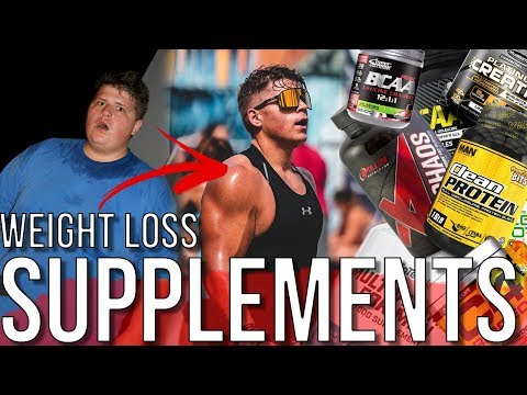 The BEST Supplements For Fat Loss?!
