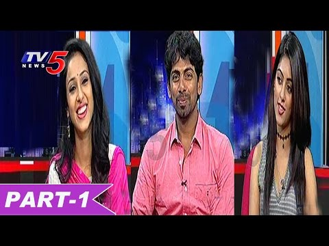 Nani Majnu Movie Heroines & Director Chit Chat | Anu Emmanuel | Priya Shri | Part #1 | TV5 News