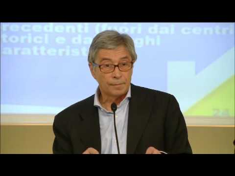 Dl terremoto, conferenza stampa De Vincenti, Errani, Curcio (11/10/2016)
