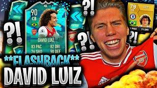 Fikk FLASHBACK DAVID LUIZ helt GRATIS på FIFA 20 👀💥 **muligens den beste midtstopperen på spillet**