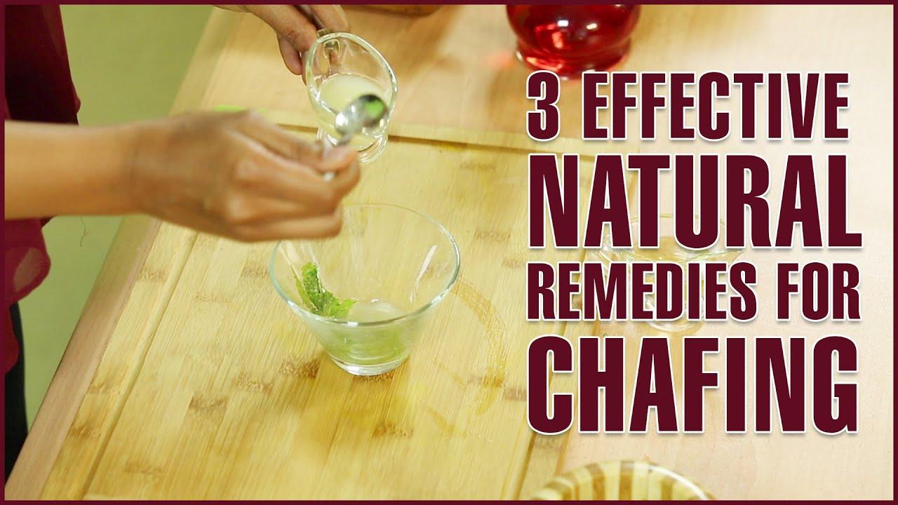 3 Best Home Remedies To Get Rid Of Inner Thigh Chaffing Chub Rub