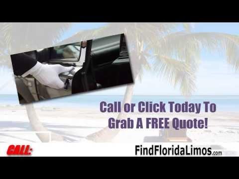 Limousine Service Ft Myers, FL 239-214-6515