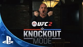 EA Sports UFC 2 - Bas Rutten KO Mode Tutorial Video | PS4(UFC Hall of Famer and MMA Legend Bas Rutten provides some tips and tricks on KO Mode in EA SPORTSUFC 2. With no grappling to worry about, unleash the ..., 2016-03-23T21:31:35.000Z)