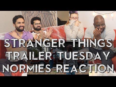 Stranger Things - Trailer 2 Reaction
