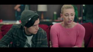 Riverdale- Veronica and Archie react to Jughead putting his arm around Betty