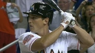 Adam Greenberg Returns to Major Leagues After Hit to Head; Florida Marlins Give Player 2nd Chance
