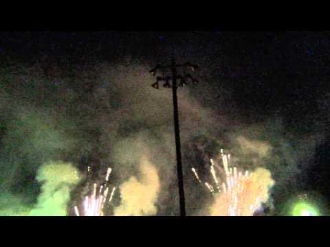 WMP Firework Show1  7/11/15