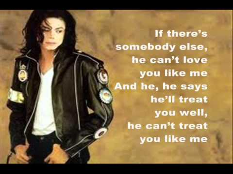 Michael Jackson-Invincible Lyrics