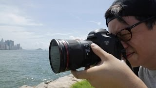 Canon 16-35mm f/4L IS USM Hands-on Review