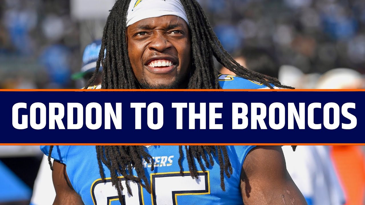 Broncos players react to Melvin Gordon signing on Instagram