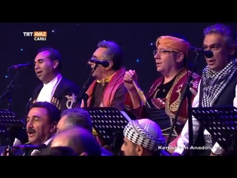 Kerkük'ten Anadolu'ya Konseri - TRT Avaz