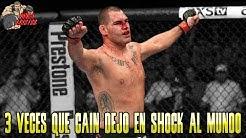 Las 3 veces que Cain Velasquez dejó en SHOCK al mundo