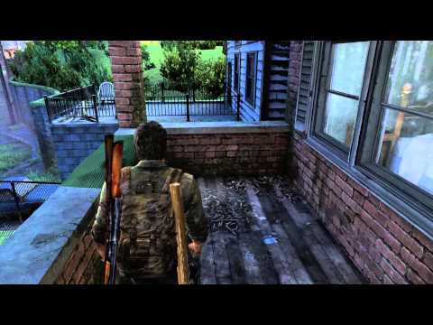 The Last Of Us: Remastered - The Suburbs: Open House Safe Loot (Matchbook Code) Father's Note PS4