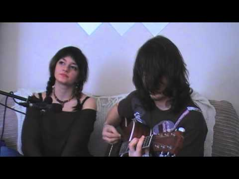 Guns N Roses - Paradise City (Acoustic cover by Aaron & Minka)