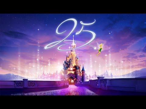 Pub Disneyland Paris - 25 ans - Français