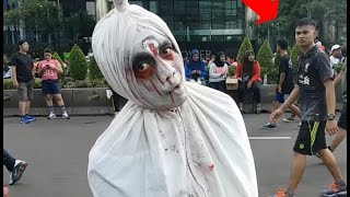 Download Video Pocong PRANK, Seram tapi lucu. MP3 3GP MP4