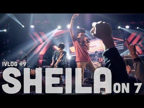 SHEILA ON 7 LIVE KONSER JAMBI 2017   IVLOG #9