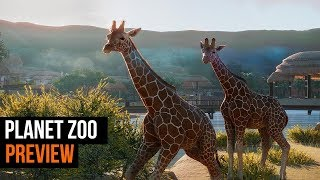 Planet Zoo Preview