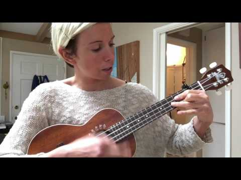 Easy Ukulele Tutorial: HOME by Edward Sharpe and the Magnetic Zeros