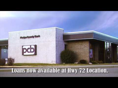 Phelps County Bank Loans - Fidelity Broadcasting :30 Insert