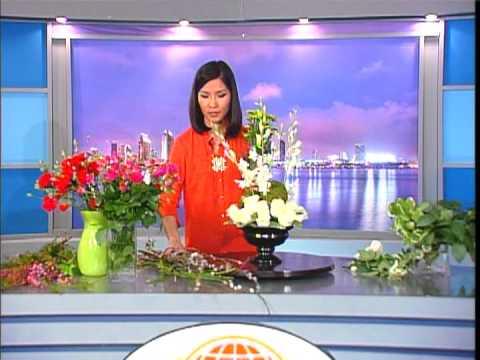 Floral Design - Nghệ Thuật Cắm Hoa: Bình Hoa Bình Yên (Refreshment)