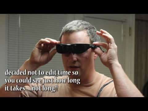 Rolaids NV2.0 - Goggles for DIY Night Vision